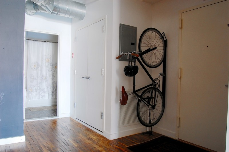 Bike Rack for Apartment Ideas for More Effective Storage  Decohoms