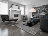 Dark Hardwood Floors Living Rooms for You to Choose