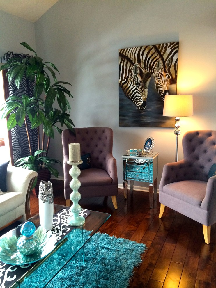 Wild Forest in Your Living Room  Decohoms