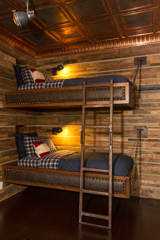 Nice Bunk Beds in Small Space  Decohoms