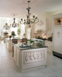 Victorian Kitchen for the Old Grand Look | Decohoms