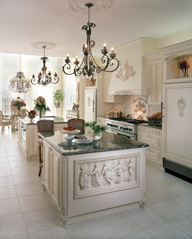 Victorian Kitchen For The Old Grand Look Decohoms