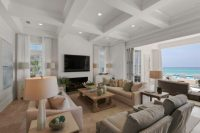 Cool Modern Living Rooms with Big Flat Screen and Great ...