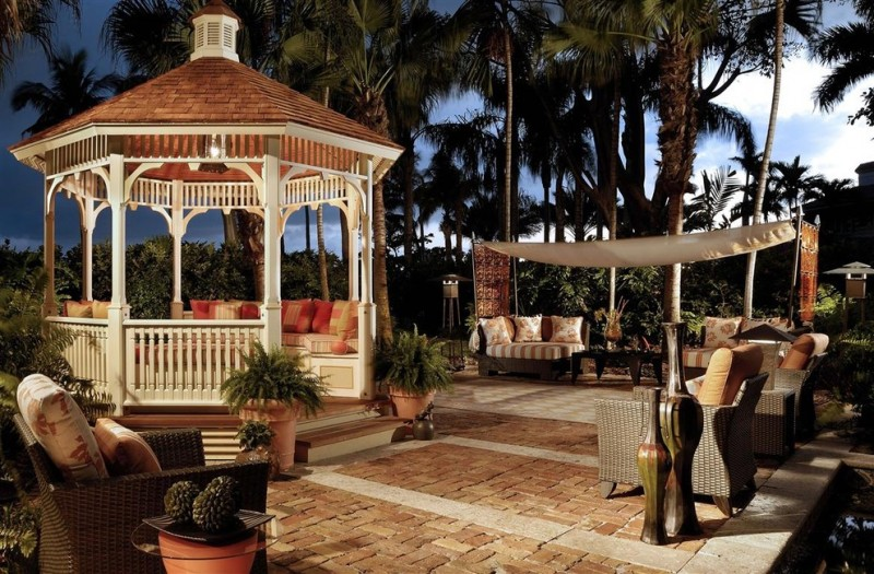The Exquisite Kind of Gazebo for Your House  Decohoms