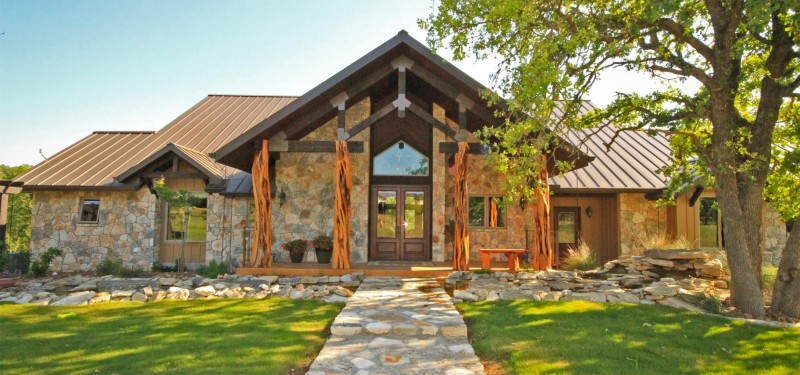 Rustic Charm Of 10 Best Texas Hill Country Home Plans – Decohoms
