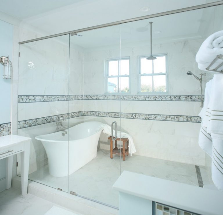 Magnificient Soaker Tub with Shower Ideas