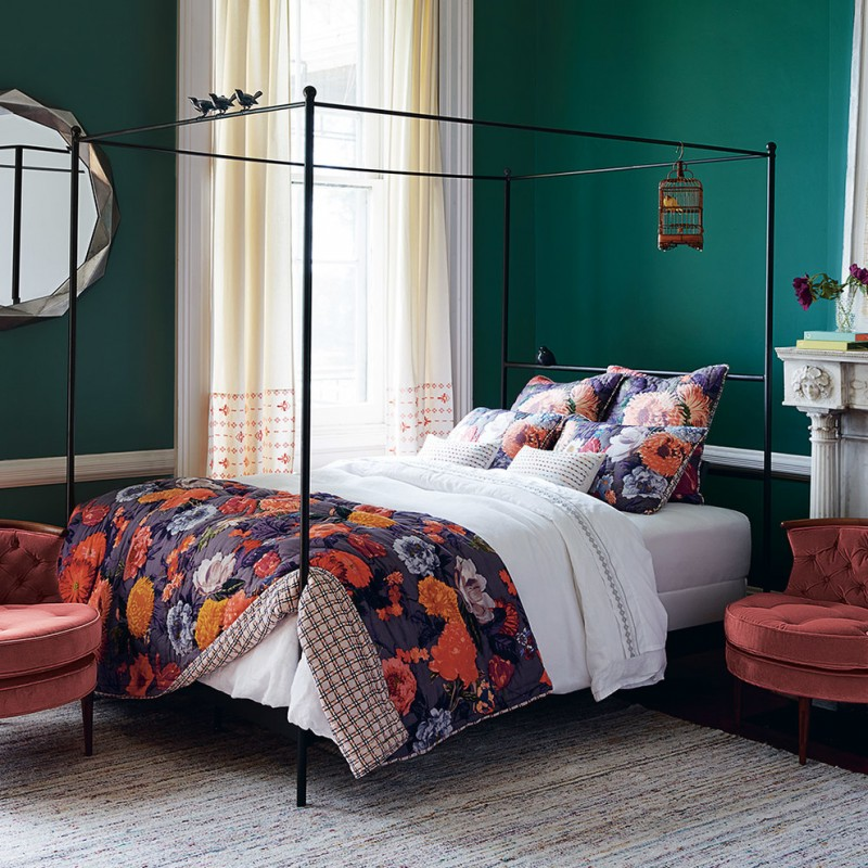 Adorable Anthropologie Style Bedding Ideas Decohoms