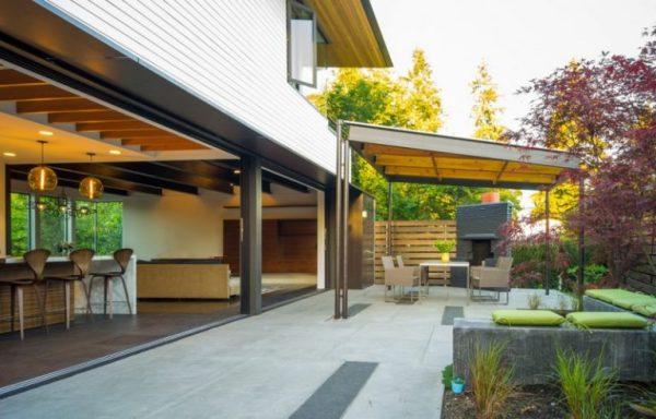 cool backyard patio covers