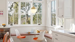 Stunningly Cool Breakfast Nook Benches To Be In Awe Of