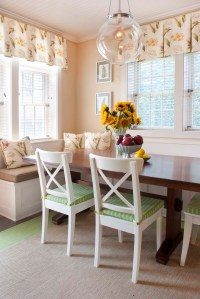 Stunningly Cool Breakfast Nook Benches to be in Awe Of ...