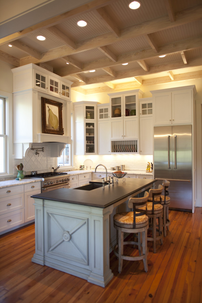 Amazing Custom Made Kitchen Islands to Draw Inspirations From  Decohoms