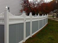 Modest Decorative Privacy Fence Ideas | Decohoms
