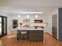 Tens of Inspiring Kitchen Islands with Storage and Chairs ...