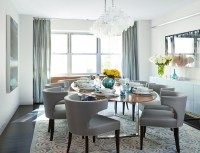 Coolly Modern Formal Dining Room Sets to Consider Getting ...