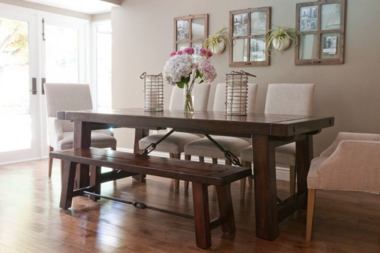 kitchen corner bench seating countertop ideas cheap awesome narrow dining room tables you should peek at ...