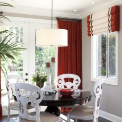 Red And Cream Curtains For Living Room Interior Design Ideas Small Rooms Wonderful Patio Door Curtain Home | Decohoms