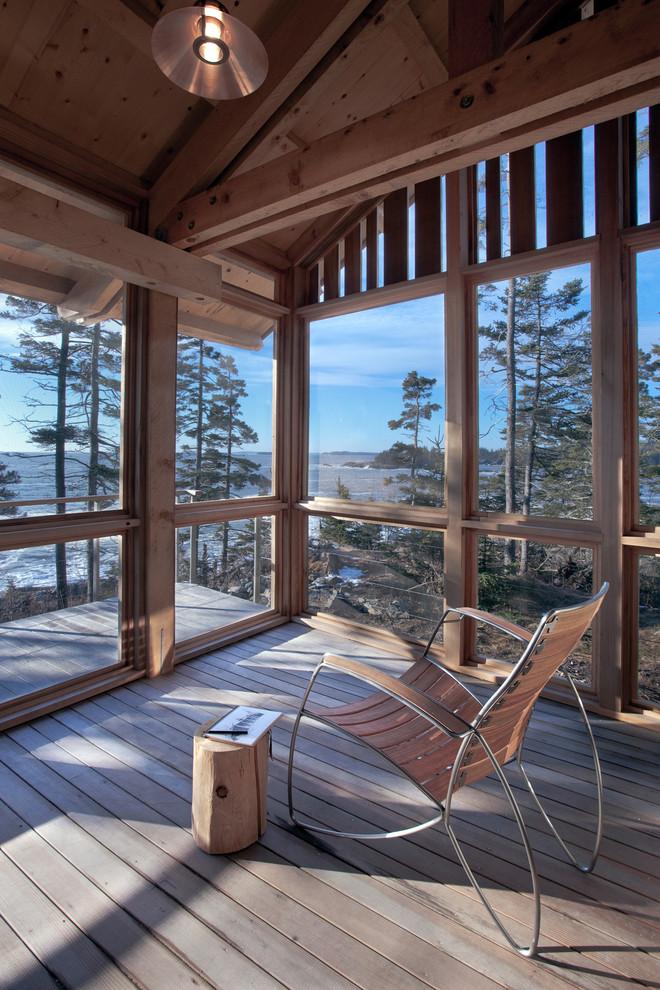 Deck Floor Designs