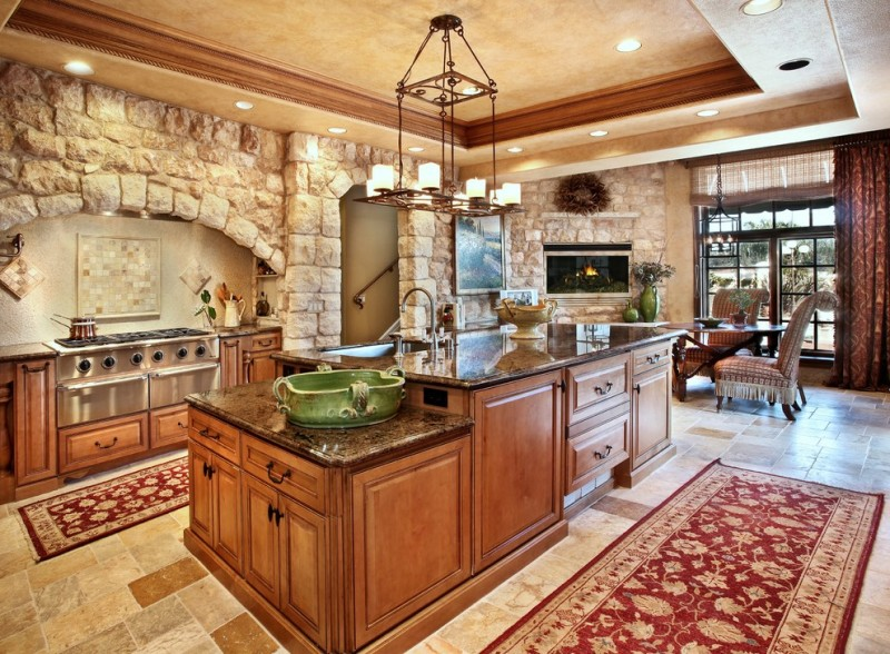 Lively Tuscan Interior Design The Idea Serving You Best Homey Feeling  Decohoms