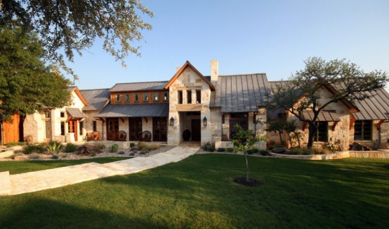 Superb Designs Of Texas Ranch House Plans To Adore Decohoms