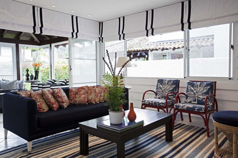Fabulous Window Treatment Ideas For Large Windows Decohoms