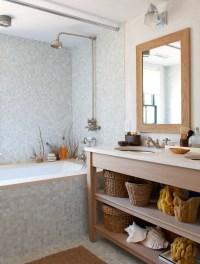 Wonderful Beach Themed Bathroom Decor Ideas | Decohoms