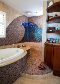 Wonderful Beach Themed Bathroom Decor Ideas | Decohoms