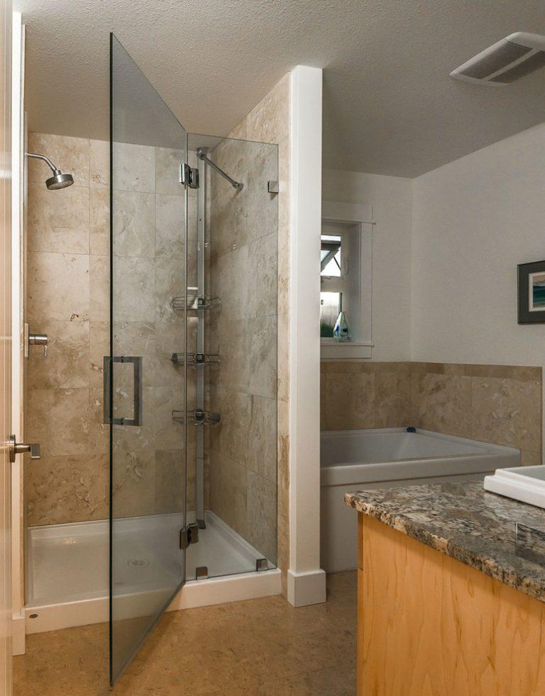 EcoFriendly Cork Flooring for Bathroom Ideas  Decohoms