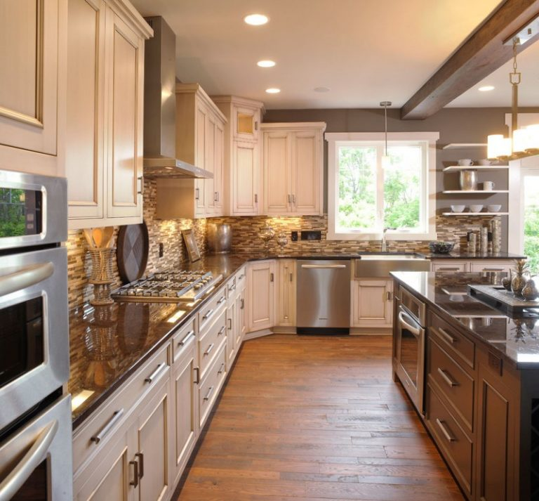 Inspiring Country Kitchen Paint Colors to Get Inspirations From  Decohoms