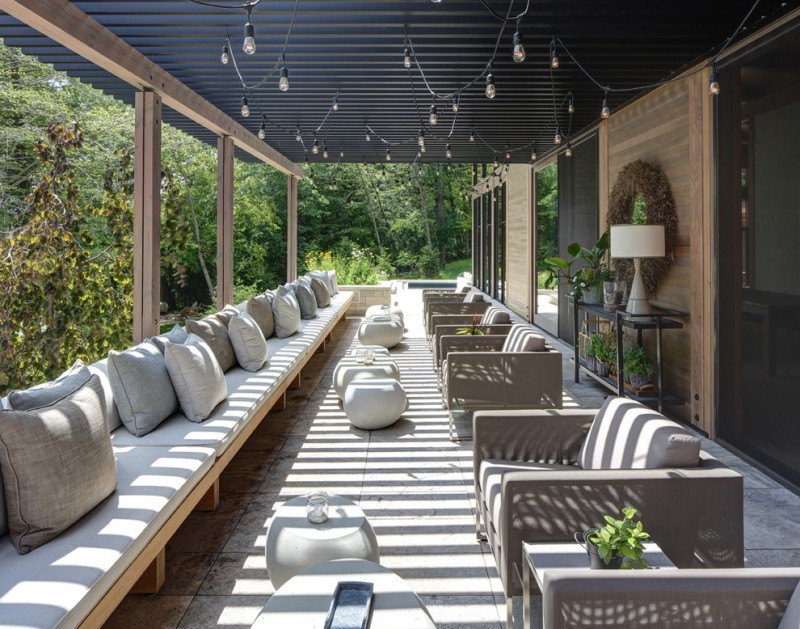 used kitchen chairs desk chair mat for carpet turn your backyard into inviting spot just with these pergola designs patio | decohoms