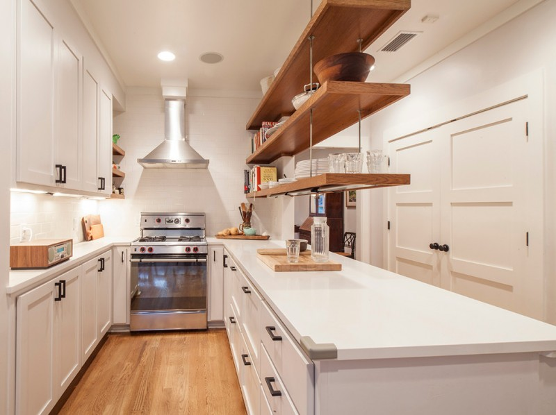 Cool Hanging Shelves from Ceiling to Get Inspirations From