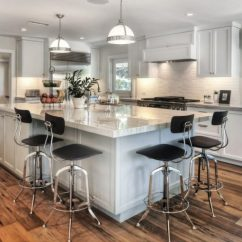 Large Kitchen Islands With Seating Mobile Island Fabulously Cool And ...