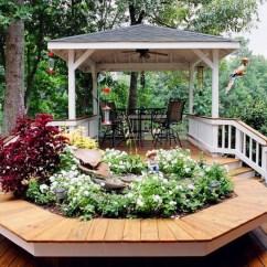 Garden Chair Design Plans Outdoor White Rocking Fascinating Square Gazebo To Make | Decohoms
