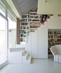 The Best Stair Step Bookcase Combos to be in Awe Of