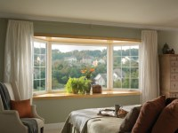 Impressive Window Treatment Ideas for Bay Windows | Decohoms