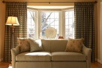 Impressive Window Treatment Ideas for Bay Windows