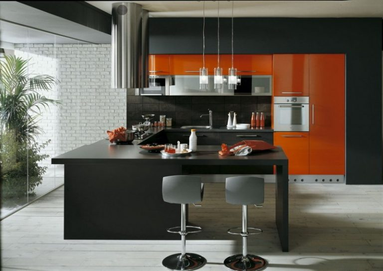 Get the Idea of Attractive All In One Kitchen Units for Your Beloved Kitchen  Decohoms