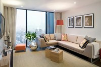 Complete Your Apartment with These Stylish Living Room ...
