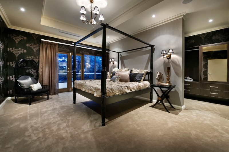 Gothic Bedroom Furniture