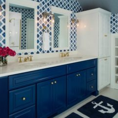 Navy Blue Living Room Furniture Small Apartment Kitchen Design Choosing Martha Stewart Vanity That Will Make Your ...