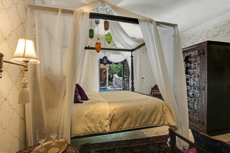 Enchanting Moroccan Inspired Bedroom Ideas Decohoms