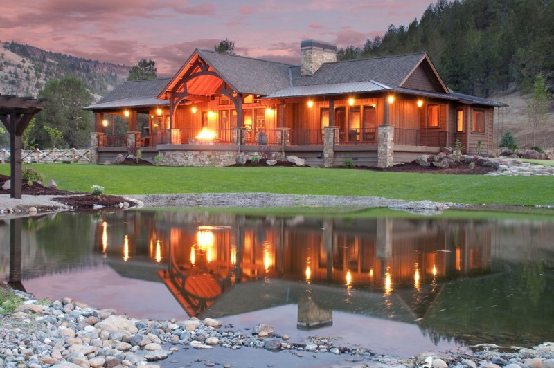 Thrilling Luxury Ranch Home Plans For Farmhouse Lovers