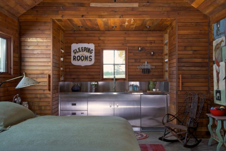 Small Rustic Cabins and Rooms to Get Rustic Cabin Design
