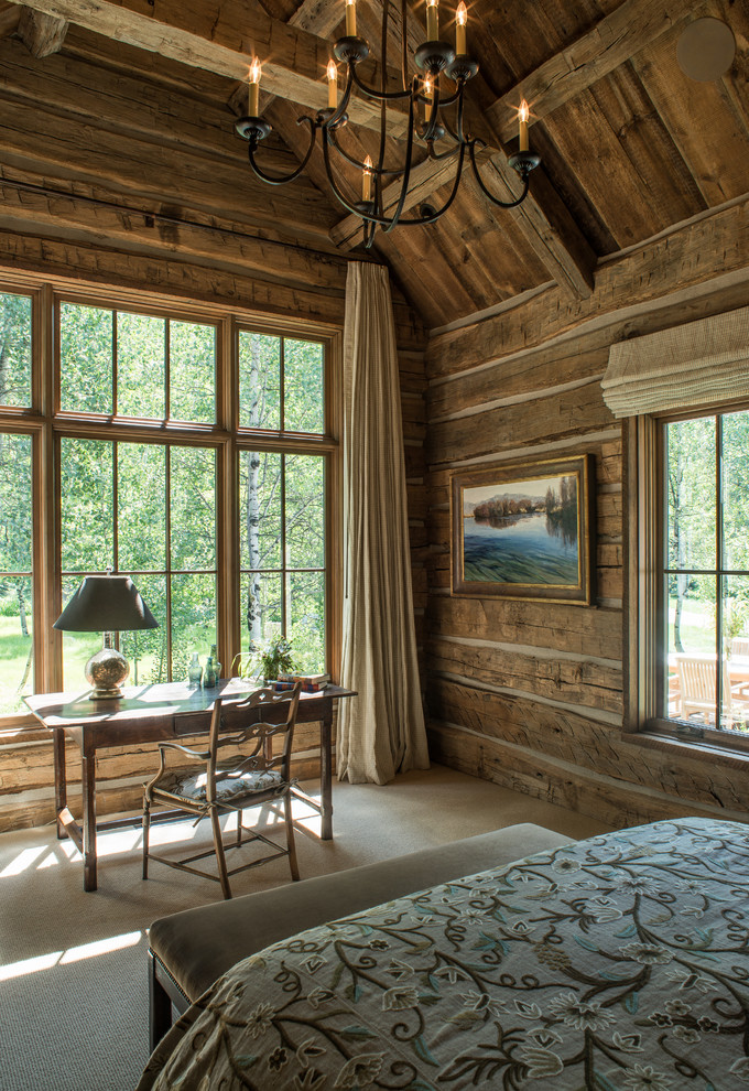 Small Rustic Cabins and Rooms to Get Rustic Cabin Design Ideas From  Decohoms