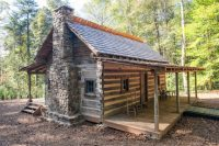 Small Rustic Cabins and Rooms to Get Rustic Cabin Design ...