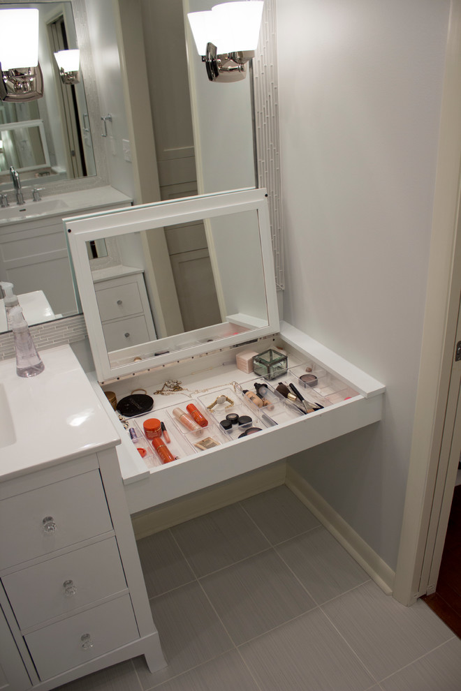 Intelligent Vanity Organization Ideas to Get Inspiration From  Decohoms
