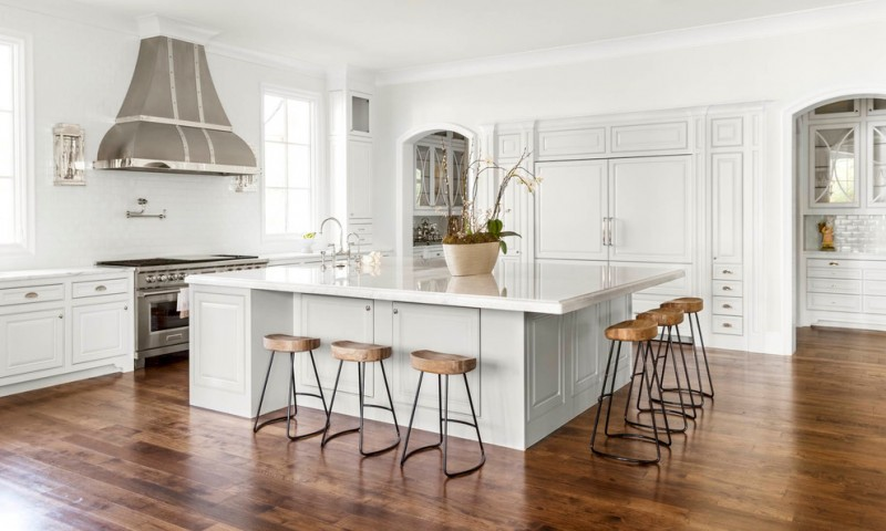 island stools for kitchen counter decor big is not beautiful, it's amazing: seen in the ...