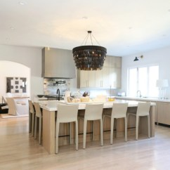 Big Kitchen Island Tall Round Table Is Not Beautiful, It's Amazing: Seen In The ...