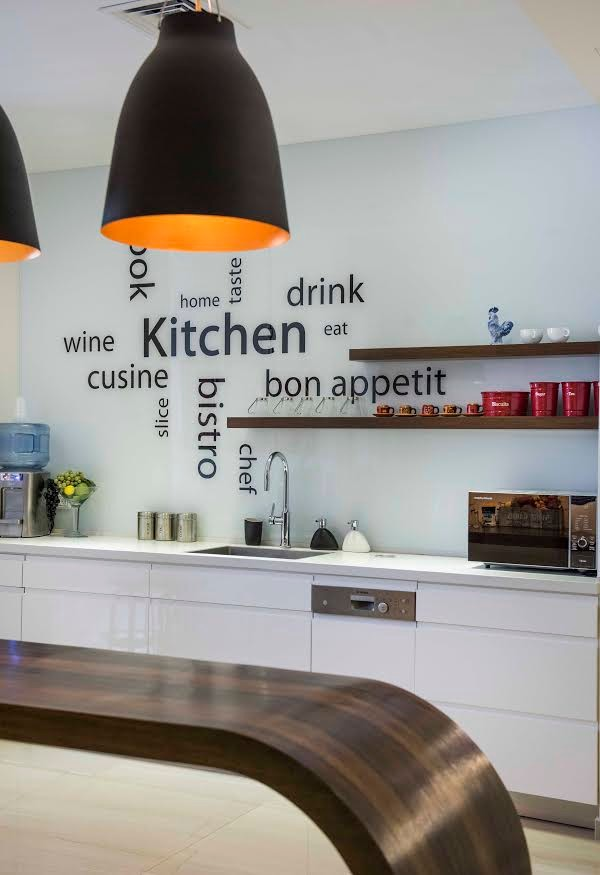 L Shaped Kitchen Ideas Island