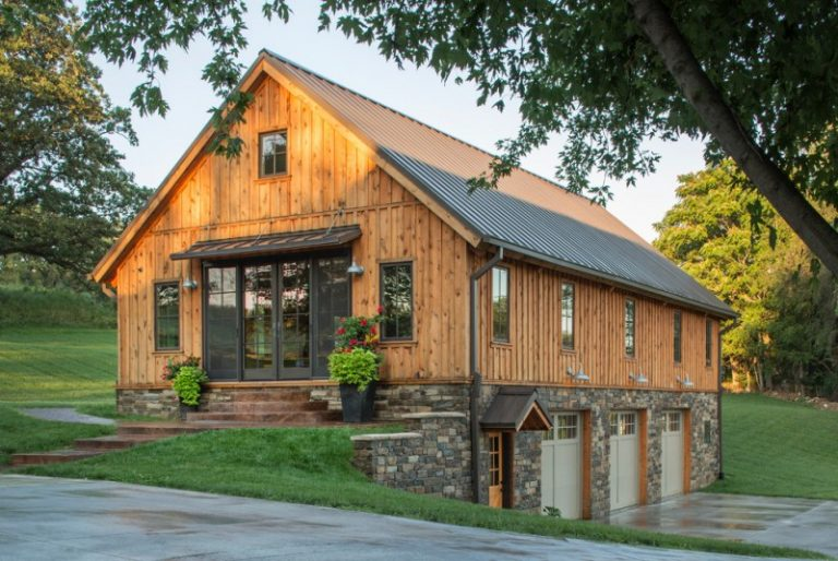 Affordable Pole Barn House Plans to Take A Look At  Decohoms