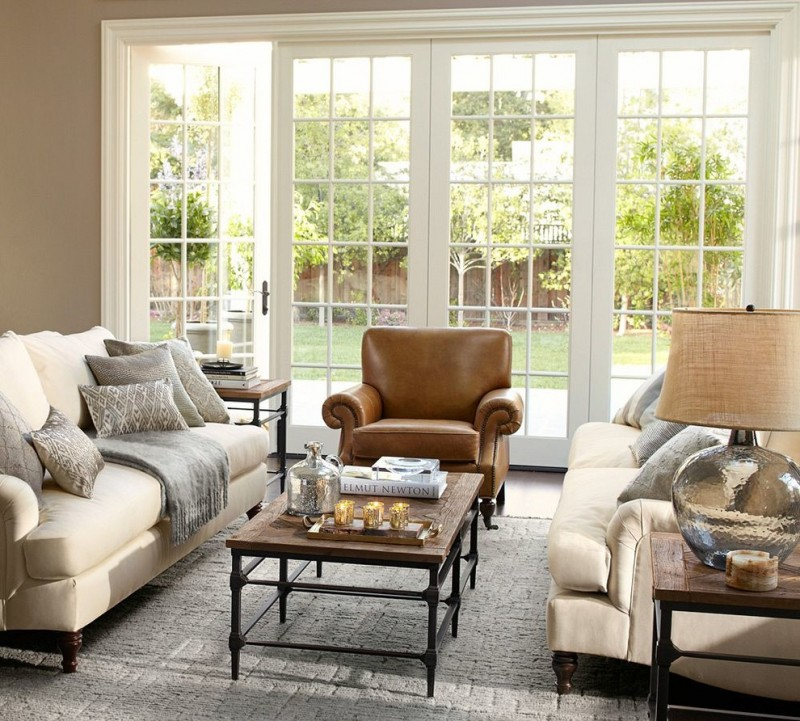 Choosing These Nifty Pottery Barn Living Room Ideas to Make Your Life More Comfortable  Decohoms